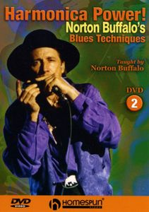 Harmonica Power: Blues Techniques
