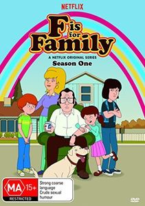 F Is For Family: Season 1 [Import]
