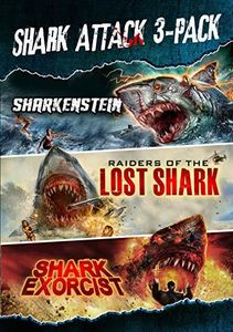 Shark Attack (3-pack)