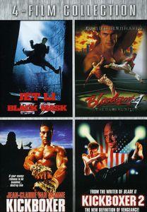 Black Mask /  Bloodsport 4 /  Kickboxer /  Kickboxer 2