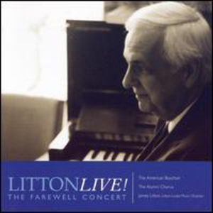 Litton Live! the Farewell Concert