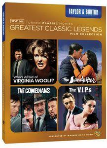 TCM Greatest Classic Legends Film Collection: Elizabeth Taylor & Richard Burton