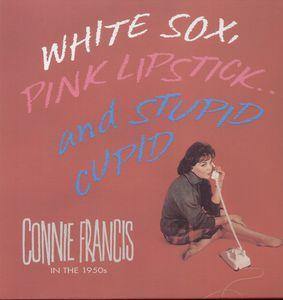 White Sox Pink Lipstick & Stupid Cupid