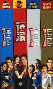Lois and Clark: The Complete Seasons 1-4