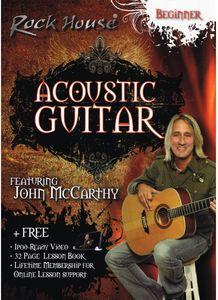 Acoustic Guitar: Beginner Level