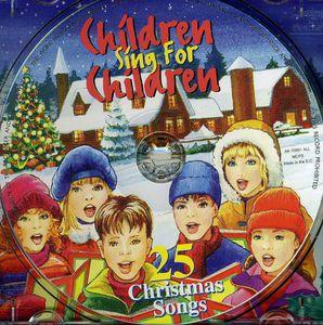 Children Sing Children: 25 Christmas Songs /  Various