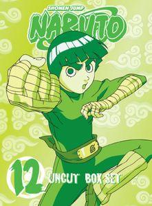 Naruto Uncut Box Set 12: Special Edition