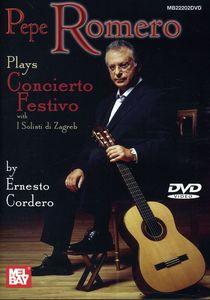 Pepe Romero Plays Concierto Festivo by Ernesto Cordero