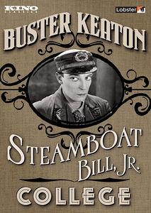 Steamboat Bill, Jr. /  College