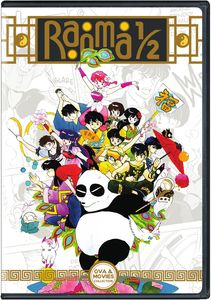 Ranma 1/ 2 Ova and Movie Collection