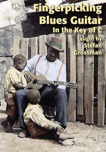 Fingerpicking Blues Guitar in the Key of C [Import]