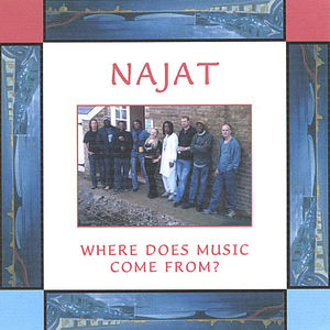 Rap-CD in Blue