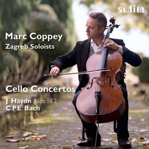 Marc Coppey & The Zagreb Soloists - Cello Concertos