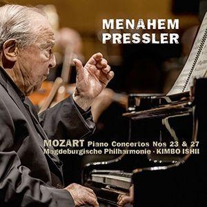 Piano Concertos 23 & 25
