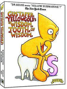 Gustafer Yellowgold's Wisdom Tooth of Wisdom