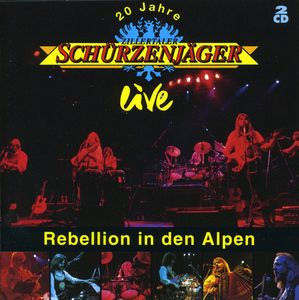 20 Jahre Zillertaler Schurzenjager Live [Import]
