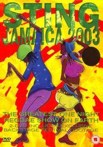 Sting Jamaica 2003