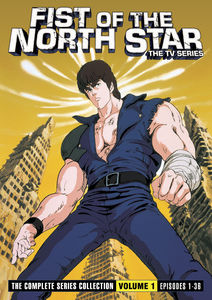Fist of the North Star: The TV Series: Volume 1