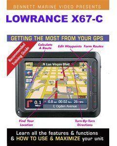 Lowrance X67-C Sonar