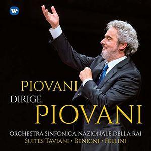 Piovani Dirige Piovani: Taviani Benigni (Original Soundtrack) [Import]