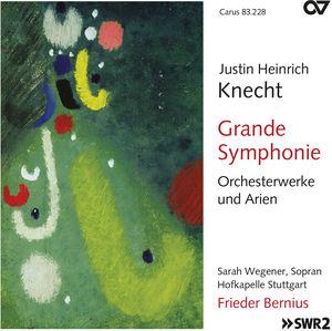 Grande Symphoninie & Orchesterwerke Und Arien