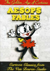 The Golden Age Of Cartoons: Aesop's Fables