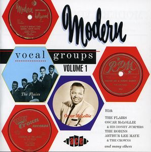 Modern Vocal Groups /  Various [Import]