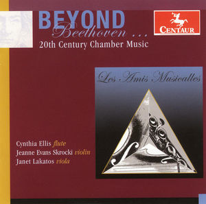 Beyond Beethoven: 20th Century Chamber Music