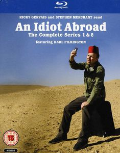 An Idiot Abroad: The Complete Series 1 & 2 [Import]