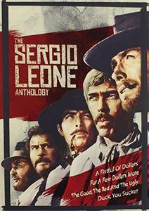 The Sergio Leone Anthology