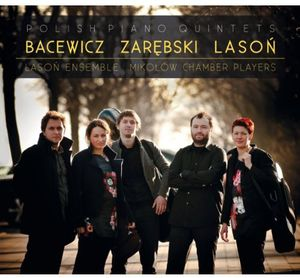 Polish Piano Quintets