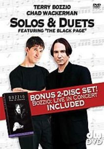 Bozzio and Wackerman: Solos and Duets