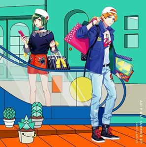 A3! Natsu Gumi Mini Album 1 (Original Soundtrack) [Import]