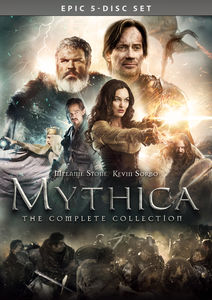 Mythica: The Complete Collection