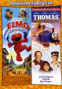 Advts of Elmo Graucholand & Thomas Magic Railroad