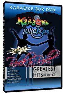 Karaoke Jukebox: Volume 20 Greatest Hits