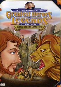 Greatest Heroes and Legends of the Bible: Daniel in the Lion's Den