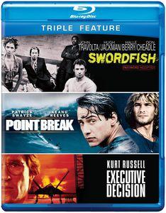 Executive Decision /  Point Break /  Swordfish