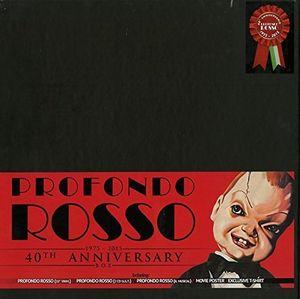 Profondo Rosso (40th Anniversary) (Original Soundtrack) [Import]