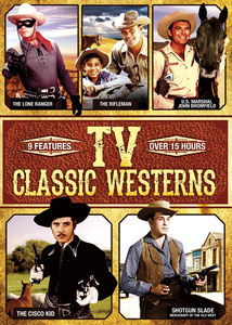 TV Classic Westerns: Volume 4