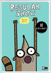 Regular Show: Rigby Pack