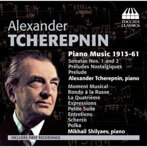 Piano Music 1913-61