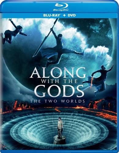 Ju Ji-Hoon - Along With the Gods: The Two Worlds