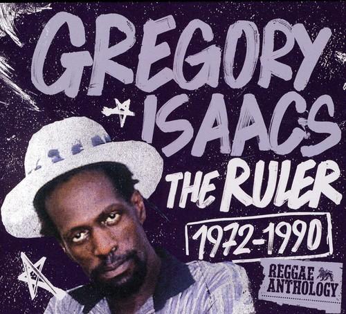 Gregory Isaacs - Ruler: Reggae Anthology [2CD/1DVD] [Digipak]