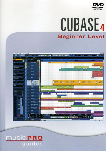 Musicpro Guides: Cubase SX 4.0 Beginner Level