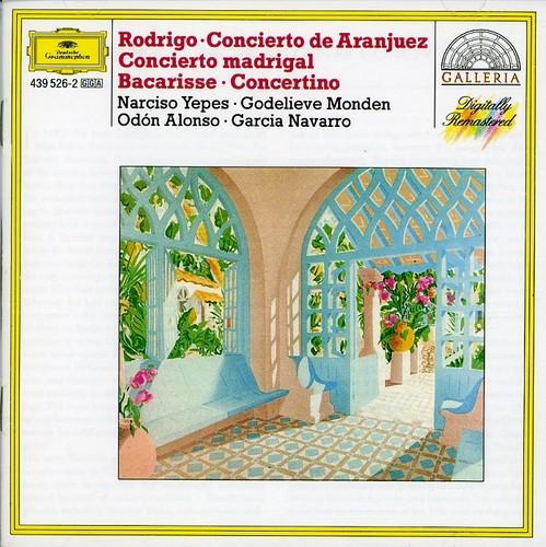 Concierto de Aranjuez /  Concierto Madrigal