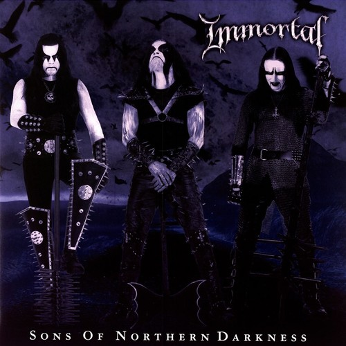 Immortal - Sons Of Northern Darkness [Import LP]
