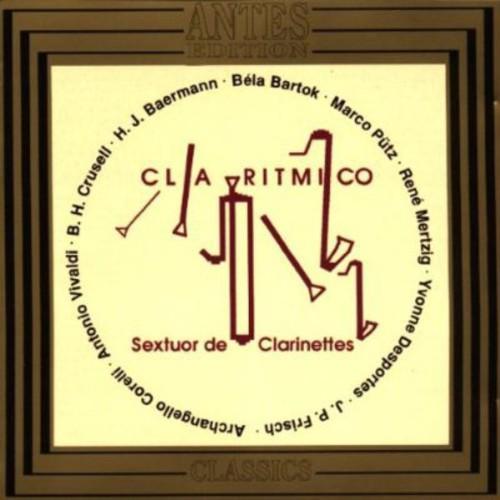 Claritmico Klarinettensexte