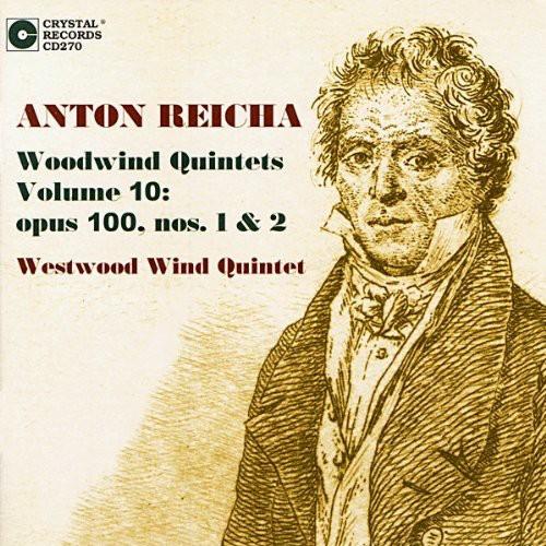 Woodwind Quintets 10 Op 100 Nos 1 & 2