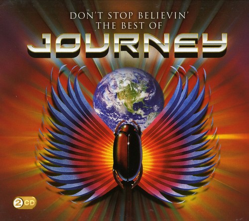 Journey-Don't Stop Believin': The Best of Journey
